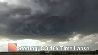 Sterling Co Supercell 10x Time Lapse