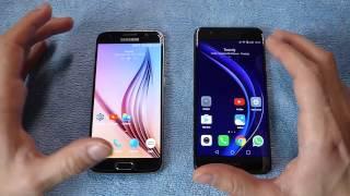 Samsung Galaxy S6 VS Honor 8: sfida (im)possibile?