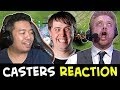 All CASTERS REACTIONS Fnatic Vs Secret COMEBACK mp3