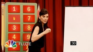 Pictionary with Julianna Margulies and Jimmy Fallon Part 1 (Late Night with Jimmy Fallon)