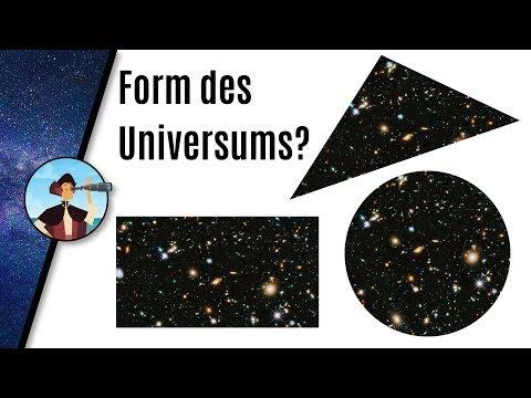 Welche Form hat das Universum? | NeugierZone