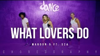 Download Lagu What Lovers Do - Maroon 5 ft. SZA | FitDance Life (Choreography) Dance Video Gratis STAFABAND