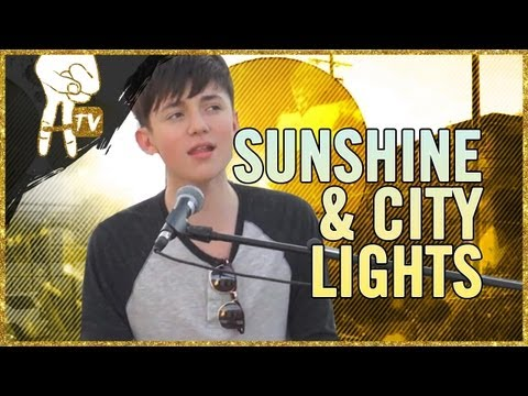sunshine & City Lights Official Live Performance 2 Of 5 - Greyson Chance Takeover Ep. 23 video