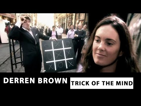More naughts and crosses - Derren Brown: Trick Of The Mind