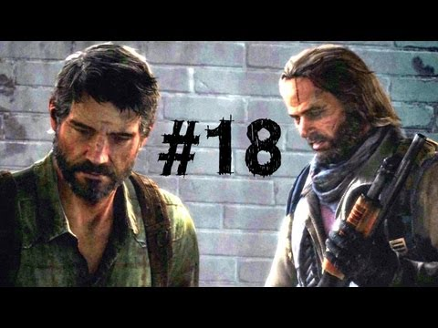The Last of Us Gameplay Walkthrough Part 18 - Bloater