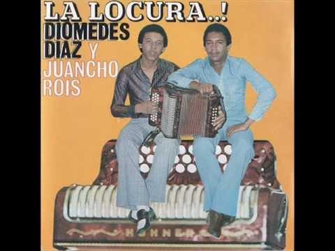 ALBUM LA LOCURA DIOMEDES DIAZ Y JUANCHO ROIS