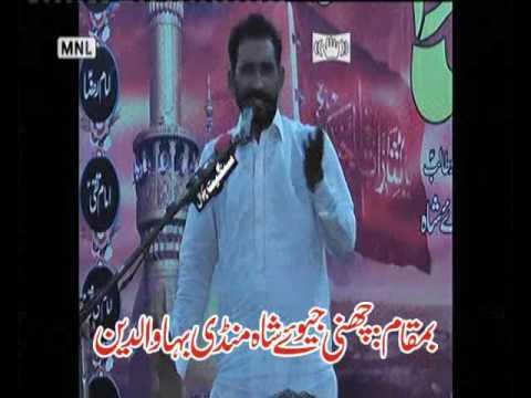 Zakir Habib raza haidrey majlis aza 2 june 2017 chani jivaey shah mandibhaudin