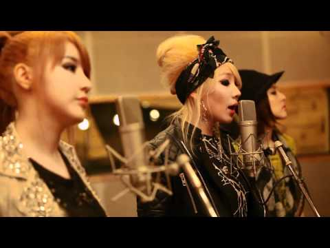 LIVE | 110609 | 2NE1 | LONELY | HD | YG ON AIR EP 6