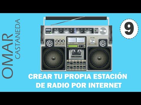 CREAR ESTACION DE RADIO POR INTERNET CON CENTOVA CAST PARTE 9