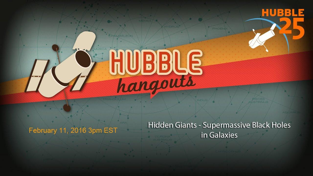 Hidden Giants - Supermassive Black Holes in Galaxies