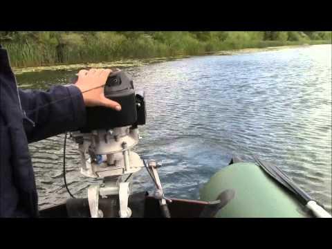 двигатель гибрид на лодку