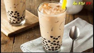 Cách làm trà sữa trân châu cực ngon trong 30 phút - how make BOBA milk tea 30 minutes