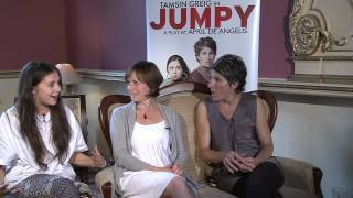 Interview: Jumpy Cast - Duke of York's Theatre, 2012 - ATG Tickets