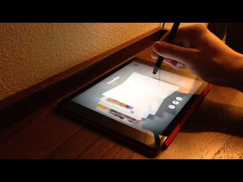 iPad Air Impressions - A great upgrade for artists.