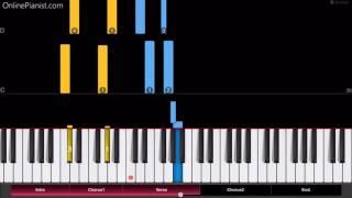 Re:Zero - Styx Helix (Ending) - Piano Tutorial - Easy Version