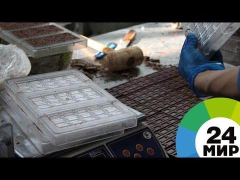 Фабрика «Рахат» – шоколадное достояние Казахстана