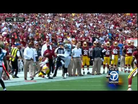 Fans react to Redskins' big win over Jaguars