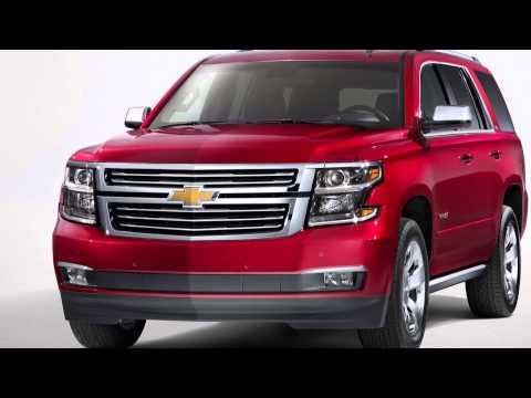 Chevrolet Tahoe & GMC Yukon 2014 - обзор