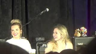 "Rachel Miner SPN Indy - Kissing Scene in ""Caged Heat"""