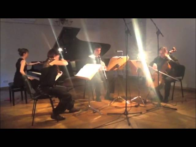 "Savvas Tsiligiridis-The ""W""Quartet"
