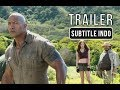 JUMANJI: Welcome To The Jungle Trailer SUB INDO