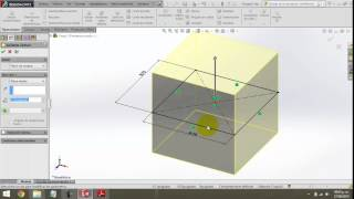 Diseño de piezas con solidworks 3 - Part Design with SolidWorks 3