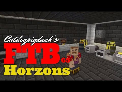 FTB Horizons - Rotarycraft, Fermenter, Grinder and Gasoline Engine - 065