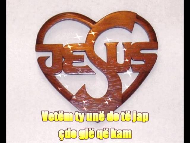 Jezus i mrekullueshem je - Florian Nazifi