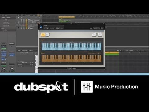 Shadetek Logic Pro X Tutorial! New MIDI Plug-ins Overview - Arpeggiator, Modulator, Chord Trigger