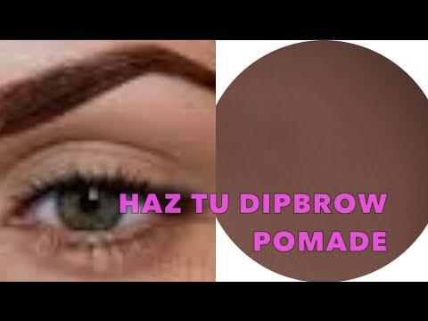 Haz Tu Pomada para Ceja en Casa (DipBrow Pomade) / DIY DIPBROW Pomade