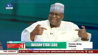 Fmr Army Colonel, Police Commissioner Discuss Security As Army Police Clash In Rivers Pt.2
