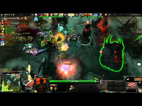 DreamHack Summer 2013 - 1/4 - Virtus.pro vs EG, game 3