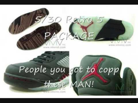 Jordan Shoes 2009 release dates Video