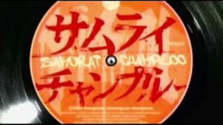 Samurai shamploo clip.mp4