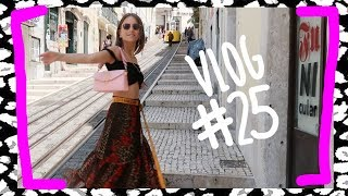 #25 GIRLS TRIP TO LISSABON