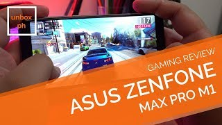 Asus Zenfone Max Pro M1 Gaming Review