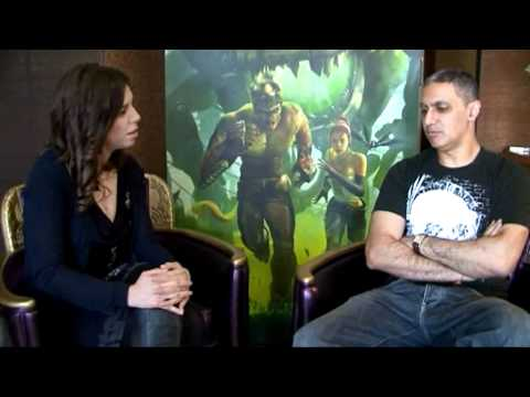 The Gadget Show: Enslaved - Interview with Nitin Sawhney