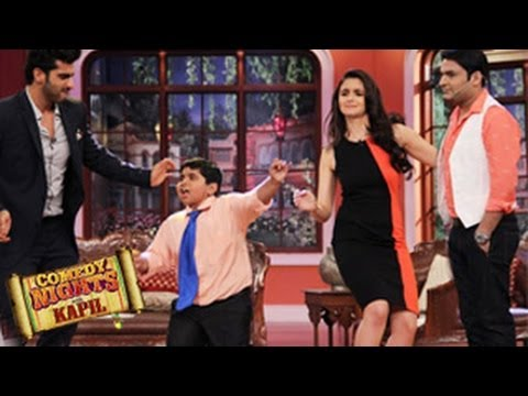 Alia Bhatt & Arjun Kapoor On Comedy Nights With Kapil 27th April 2014 FULL EPISODE HD