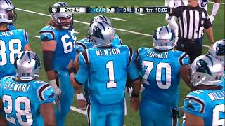 2015 Panthers @ Cowboys