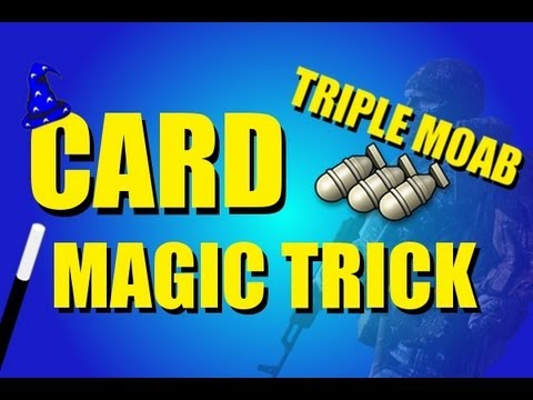 MW3: Triple MOAB on Seatown + Magic Trick | I'm Lovin' Life!