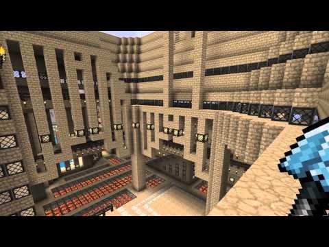 Minecraft - Super Structure - City Hall