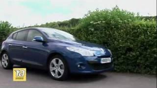 Знакомство с Renault Megane 3 Хэтчбэк