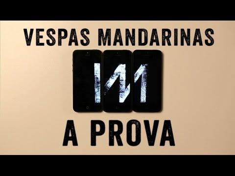 Vespas Mandarinas - A Prova video