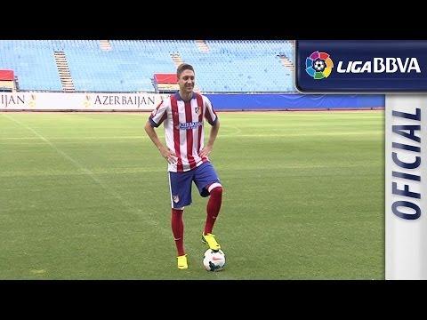 Guilherme Siqueira signs for Atlético de Madrid