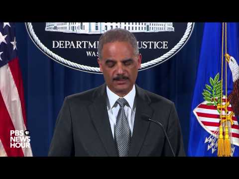 Full statement: AG Eric Holder announces federal investigation into Eric Garner's death
