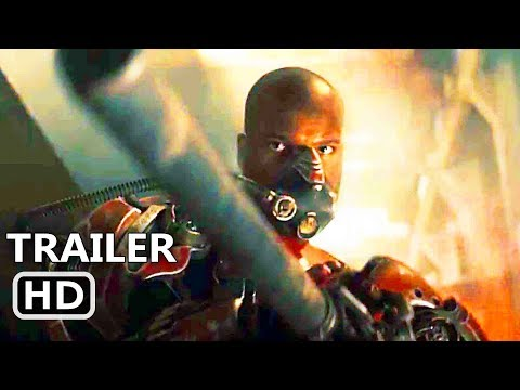 2047 VIRTUAL REVOLUTION Official Trailer (2018) Sci-Fi, Action Movie HD