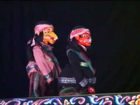 Bobodoran Wayang - Cepot Cawokah (1) video