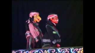 Bobodoran Wayang - Cepot Cawokah (1)