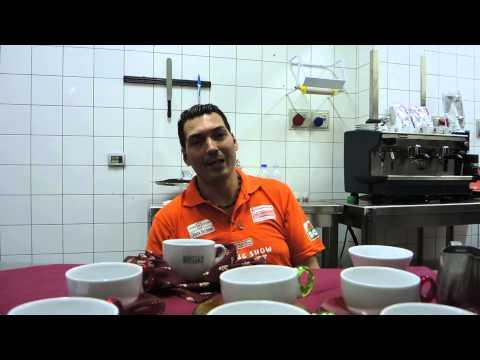 Intervista con il Latte Art di Giuseppe Mellina