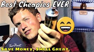 Top 10 Best Cheap Fragrances EVER. (Best Cheap Colognes 2018)